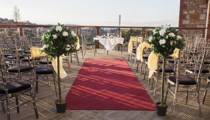 Braid Suite Outdoor Weddings