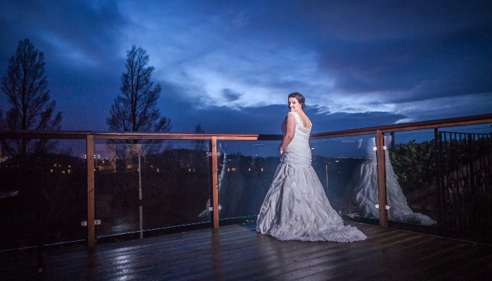 Stunning weddings at Braid Hills Hotel